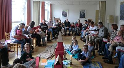 Kleinkindergottesdienst-2013