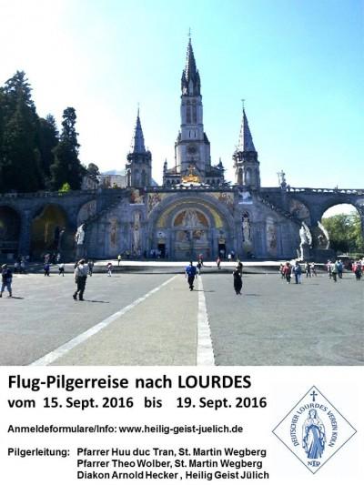 Lourdes 15.-19.9.