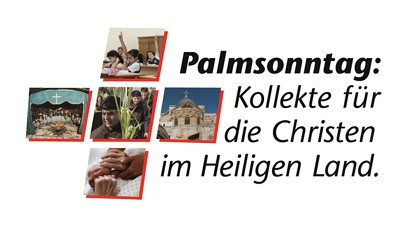 Palmsonntagskollekte