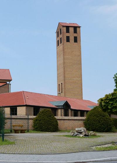 St. Andreas und Matthias in Lich-Steinstraß