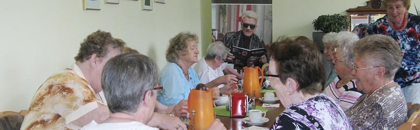 Senioren auf Tour