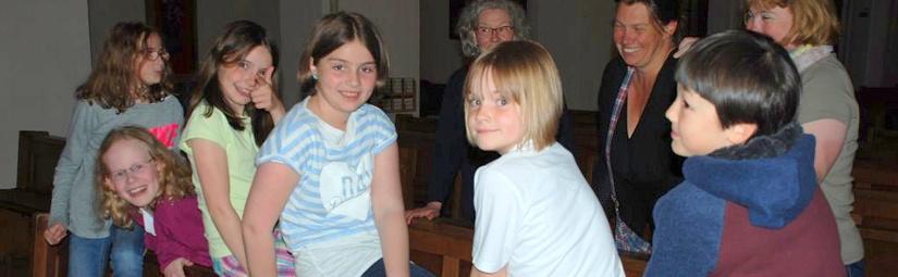 Kinderkirchenführer Propsteikirche