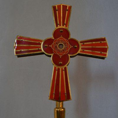 Vortragekreuz, St. Barbara, Schophoven
