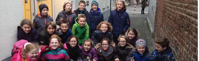Kommunionkinder von St. Rochus