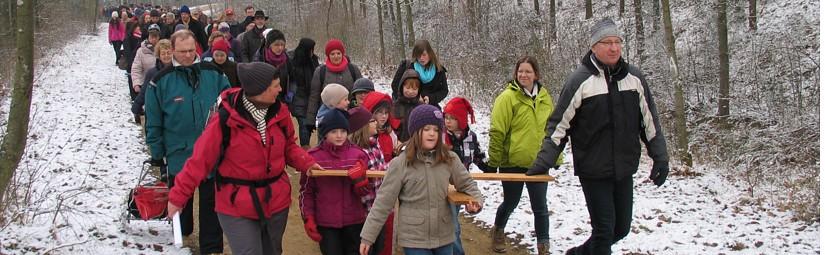 Angebote der Kar- und Osterwoche für Kinder und Familien in der Pfarrei Heilig Geist