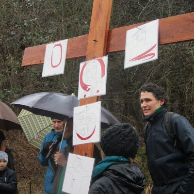 Seht, das Kreuz!
