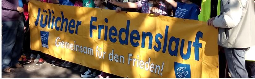5. Jülicher Friedenslauf am 16.09.2016