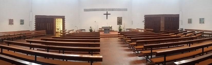 Umgestaltung des Kirchenraums in St. Franz Sales