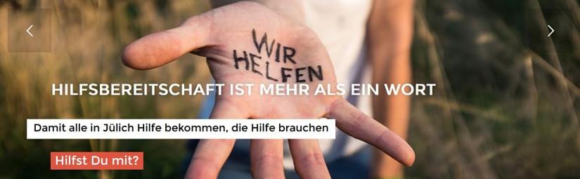 Jülich hilft! – www.juelich-hilft.de