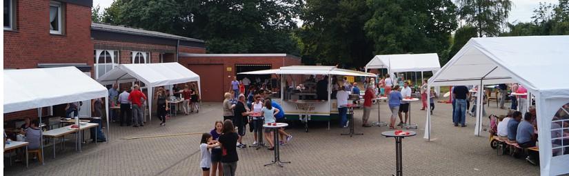 Gemeindefest in Koslar