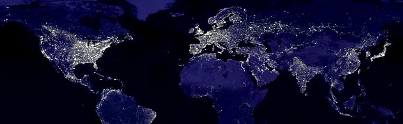Worldwide candle lightning