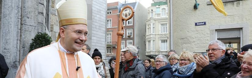 Geburtstagsfest der Pfarrei und Besuch unseres Bischofs Dr. Helmut Dieser