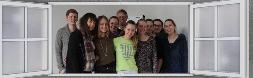Marktaktion der Pfarrei Heilig Geist für das Jugendkirchen-Projekt