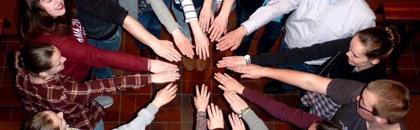 Jahresmotto – Mit Gottes Geist gemeinsam Kirche gestalten