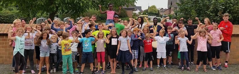 Ferienspiele: Sportcamp