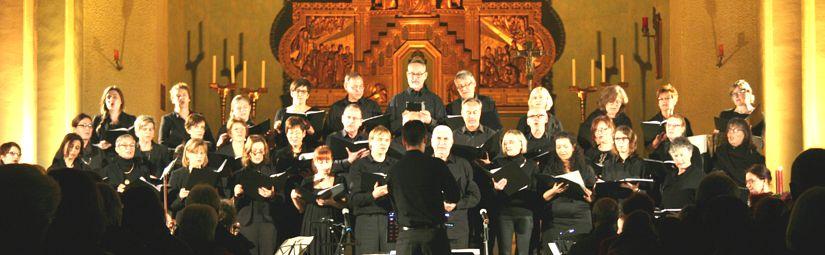 Chorkonzert TonArt mit jungen Gästen