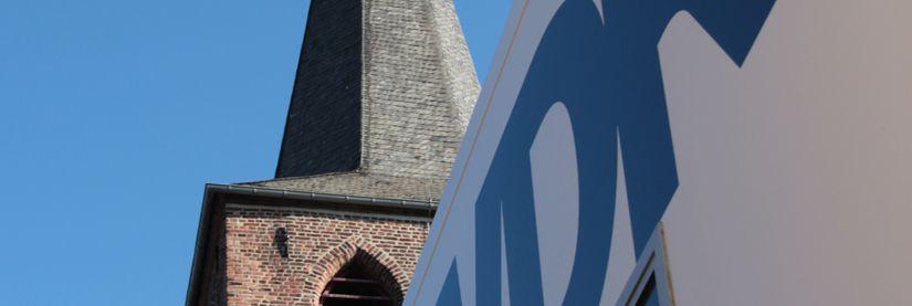 Rundfunkmesse in St. Agatha