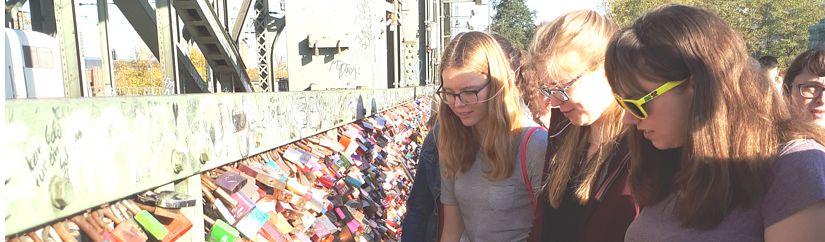 Ausflug der Jugendkirche nach Köln