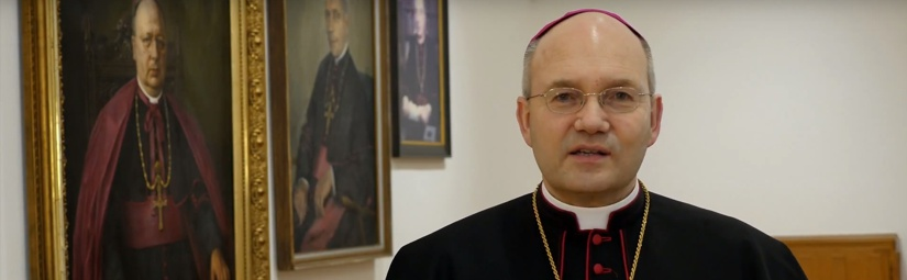 Bischof Helmut Dieser kündigt synodalen Gesprächsprozess an
