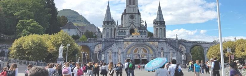 Flugwallfahrt nach Lourdes 14.-18.05.2020