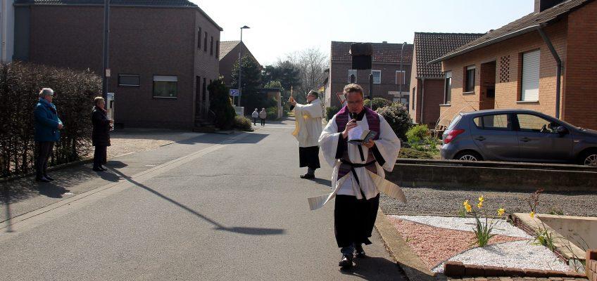 Segen to go – Spaziergang mit dem Herrn
