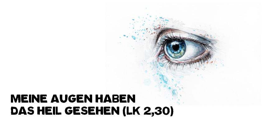 """""""Meine Augen haben das Heil gesehen"""" – Neuer Sonntagabend online am 27.12."""