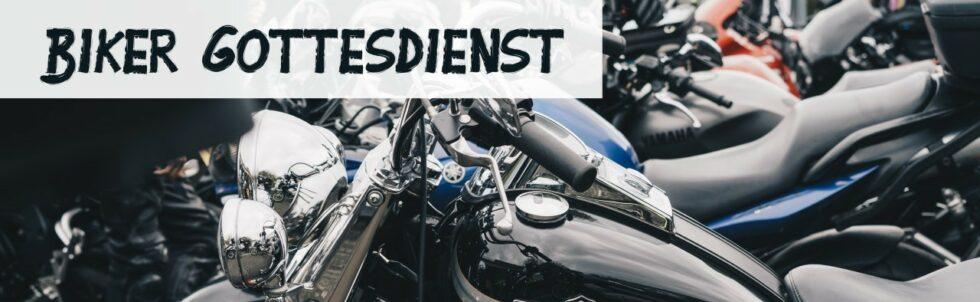 Einladung zum Bikergottesdienst